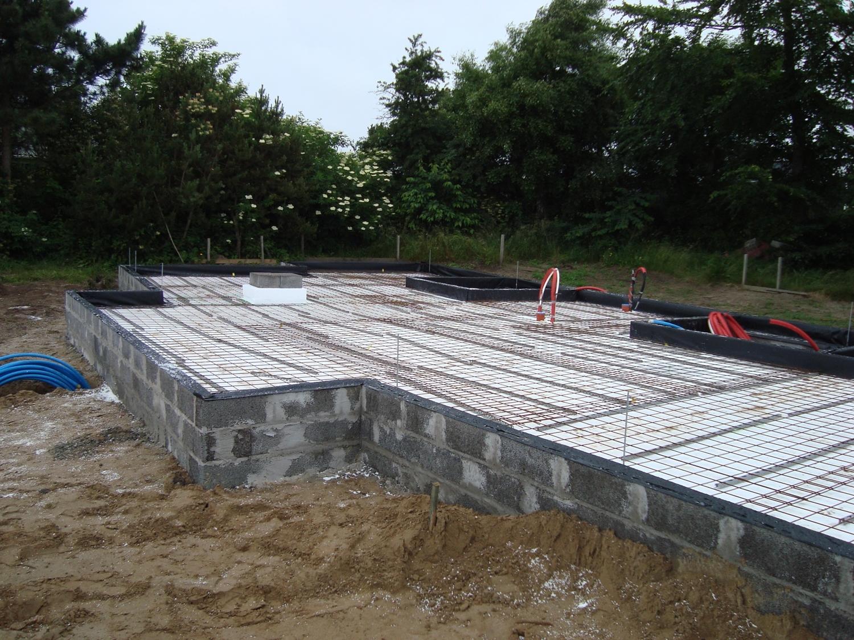 st bning af sokler betongulve fundamenter p fyn. Black Bedroom Furniture Sets. Home Design Ideas