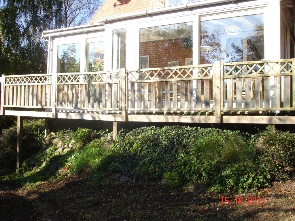 Udestuer, vinterhaver og terrasser udføres i Odense & Fyn